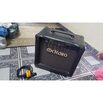 Caixa Amplificada Meteoro Nitrous Drive 30w Para Guitarra