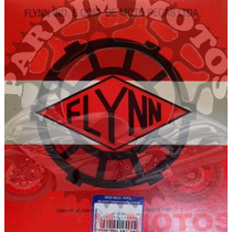 Bandit Disco Embreagem 600 95 A 2006 Flynn 8 Pç