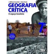 Livro Geografia Crítica 7º Ano - Ática Promoção!!!