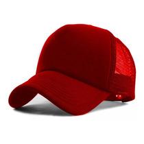 4c07fa0854 Busca Boné Trucker De Redinha Vermelho Liso Telinha com os melhores ...