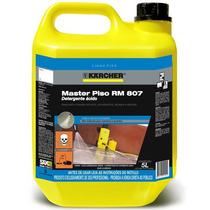Detergente Para Limpeza De Pedras E Rejuntes 5 L Karcher