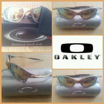 Óculos Oakley Double-x 24k Liquidação Fluxo Grifes