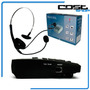 Mt-108 Telefone Headset Profissional P/ Telemarketing Co058