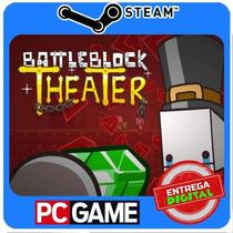 Battleblock Theater Steam Cd-key Global