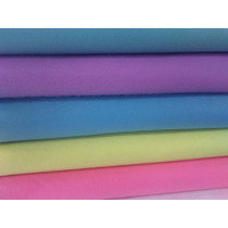 Kit De Feltro Candy Color Com 10 Cortes De 40x70