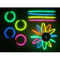 Kit-festa Neon 260 Itens Pulseira-copo-bexiga + Brinde+frete