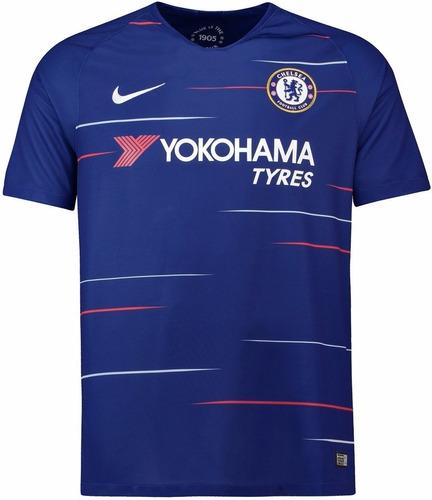 91922f958a Camisa Chelsea Temporada 2018   2019 - R  59 en Melinterest