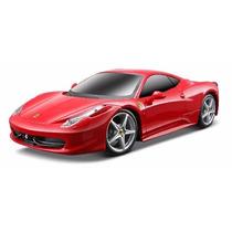 Carro Controle Remoto Ferrari 458 Itália - Maisto