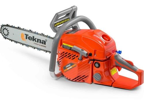 Motosserra Tekna Cs58rs18 Motor Monocilíndrico 54,5cc 18