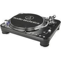 Toca Discos Audio Technica At-lp1240 Dj Profissional Usb