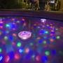 Disco De Led Piscina Banheira Tanques Spas Iluminação