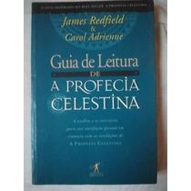 Livro Guia Leitura Profecia Celestina. Usado
