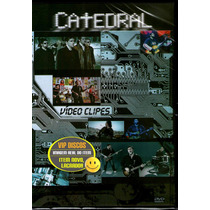 Dvd Banda Catedral Video Clipes - Raro