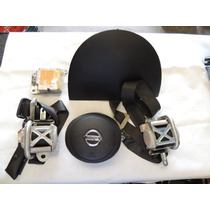 Kit De Air Bag Completo Nissan Versa