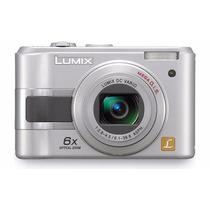 Câmera Digital Panasonic Lumix Dmc-lz3, 5 Mp, Semi-nova.