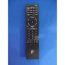 Controle Remoto Tv Led Sony Bravia Rm-yd47 Ex705 Kdl-40 32