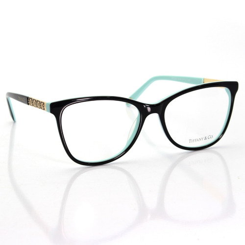 5107eeaa2ed01 Armação Oculos De Grau Tiffany   Co. Tf2099 Acetato. Preço  R  129 9 Veja  MercadoLibre