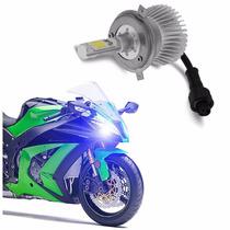 Lampada Farol Super Led Cree Carro Moto 6000k Hb3 Tipo Xenon