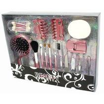 Kit De Pincéis Para Maquiagem Beauty Essential Mu11102