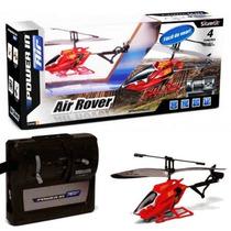 Helicóptero De Controle Remoto Air Rover Red Silverlit