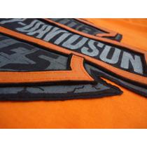 Camisa Blusa Camiseta Harley Davidson Shield Skull