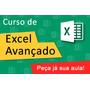 Curso De Excel Avançado - Aulas Online