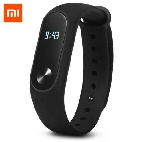 Mi Band 2 Relógio Pulseira Smartwatch Cardíaco Xiaomi Passos