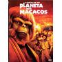 Dvd A Batalha Do Planeta Dos Macacos Dublagem Antiga Anos 70