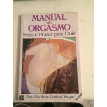 Livro Manual Do Orgasmo