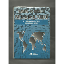 Livro - Manual De Direito Internacional Publico