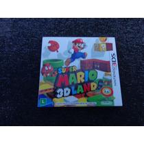 Jogo 3ds Super Mario 3d Land Novo Lacrado Frete 1.00 Real