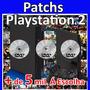 10 Jogos Patch Ps2 + De 5 Mil Para Escolher!