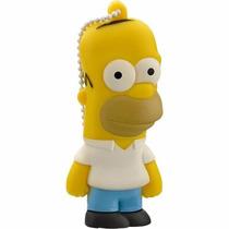 Pen Drive 8gb Multilaser - Simpsons Homer
