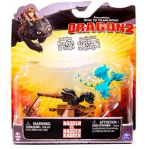 Dragões De Batalha Como Treinar Seu Dragão Nadder- Sunny