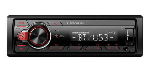 Som Automotivo Pioneer Mvh S218bt Com Usb E Bluetooth