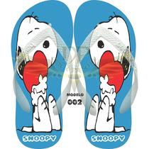 Chinelos & Sandalia Havaianas Snoopy & Charlie Brown