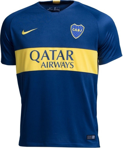 86022ac5b56a5 Camisa Boca Juniors Argentina Nike Original Importada. R  158.9
