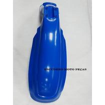Paralama Dianteiro Yamaha Ténére Ano: 88 Á 89 Azul Claro