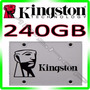 Hd Ssd 240 Gb Kingston Uv400 Sata 3 - 550 Mb/s ** Lacrado **