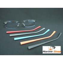 Óculos Balgriff Sem Aro Troca Hastes Armação Unissex P/ Grau