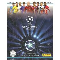 Album Uefa Champions 2013-2014 Completo Excelente Estado