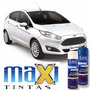 Tinta Spray Automotiva Ford Branco Artico + Verniz 300ml