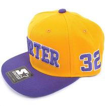 Boné Starter 32 Lakers Aba Reta