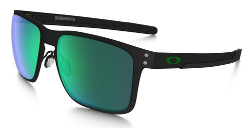 Oculos Solar Oakley Holbrook Metal 4123 0455 Jade Iridium 88f21f9324