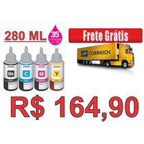 Refil Tinta Original Epson L200 L335 R$164,90 Frete Gratis!