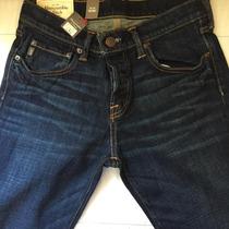 Calça Jeans Abercrombie Fit Skinny Masculina Tam 42 Original