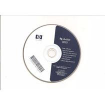 Cd De Instalação Para Impressora Hp Deskjet 3820