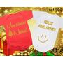 Body Natal Ano Novo Meu Primeiro Natal Bebê Papai Noel Kit