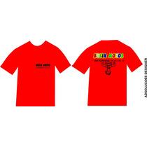 10 Camisetas Personalizadas Com Sua Logo Marca