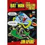 Livro Dc Batman Lendas Do Cavaleiro Das Trevas - Jim Amparo Original